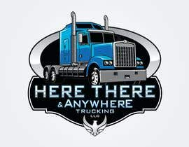 #87 for HERE, THERE & ANYWHERE TRUCKING LLC by shadin406