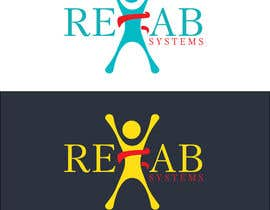 #73 cho Design a Logo for Rehab Systems bởi azzzulex