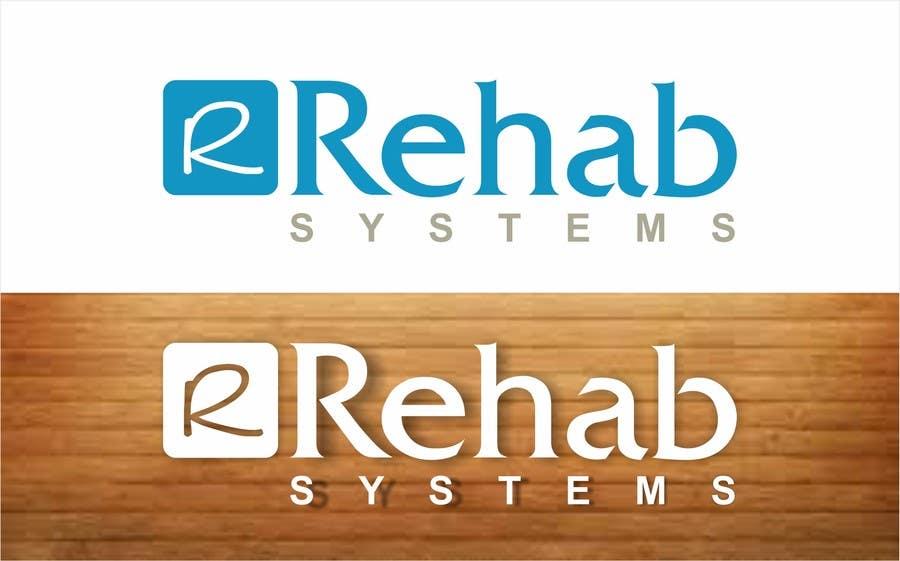 Penyertaan Peraduan #67 untuk Design a Logo for Rehab Systems