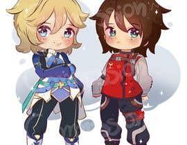 Nro 33 kilpailuun Anime avatars drawn based on photos - 24/01/2021 06:05 EST käyttäjältä zauriguerra