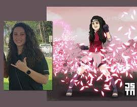Nro 55 kilpailuun Anime avatars drawn based on photos - 24/01/2021 06:05 EST käyttäjältä JSTN18