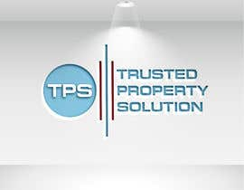 #460 for Trusted Property Solution Logo by ayubkhanstudio