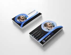Nro 435 kilpailuun Business card design käyttäjältä eslamboully
