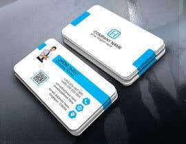 Nro 428 kilpailuun Business card design käyttäjältä habibabgd