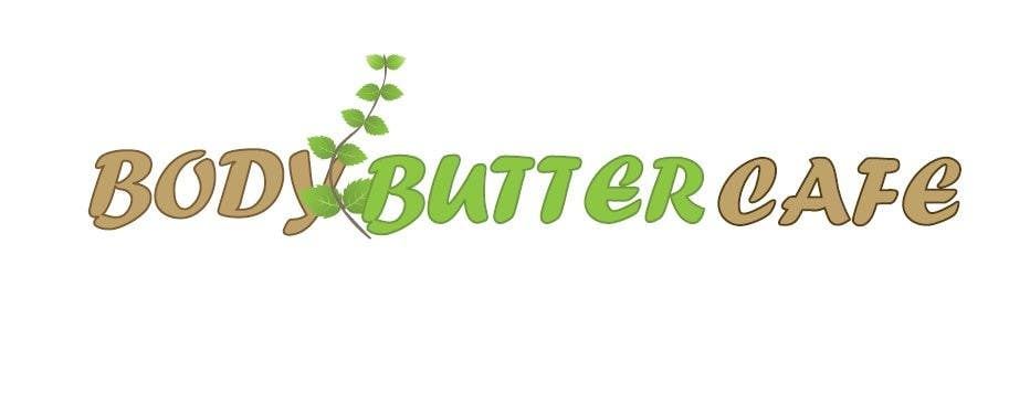 Contest Entry #42 for Logo Design for Body Butter Cafe