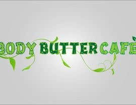 #67 for Logo Design for Body Butter Cafe af dinezatwork