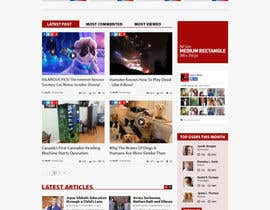 #20 for design for video site af webgraphics007