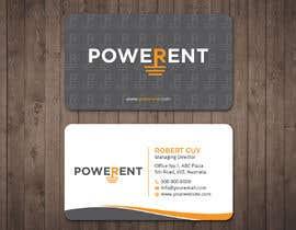 #847 para Business card design por eDesigner1