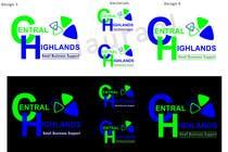 Graphic Design Entri Peraduan #66 for Logo Design for Small Business Support