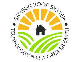 #25 para Design a Logo for SAMSUN ROOF SYSTEM por Raveg