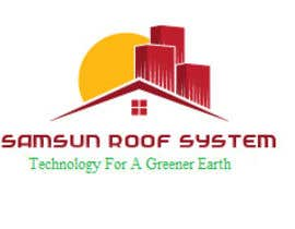 #24 for Design a Logo for SAMSUN ROOF SYSTEM by praneethvalameti