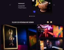 #173 for Design FUN Website for Speakeasy Concept by kshetez