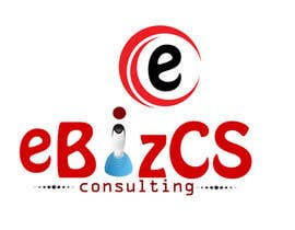 #86 for eBizCS logo contest by aminjanafridi