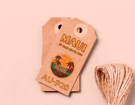 #12 for Ukulele Tag Design - MAUI Hang Tag! af osimakram120