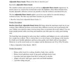 Nro 8 kilpailuun Rephrase catchy product description käyttäjältä Aleena86