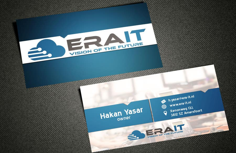 Contest Entry #37 for Business Card