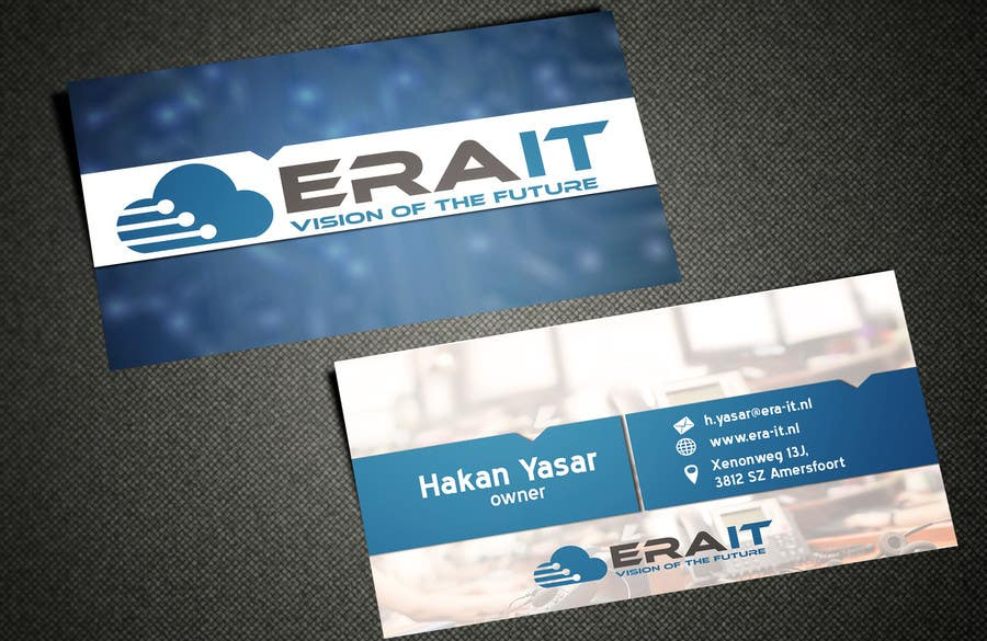 Contest Entry #38 for Business Card