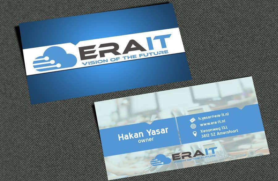 Penyertaan Peraduan #44 untuk Business Card