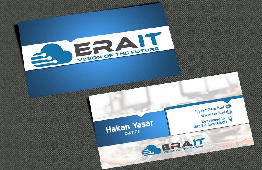 Penyertaan Peraduan #49 untuk Business Card
