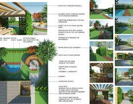 #40 for 3D Design for a home landscape by Niranjanisunil