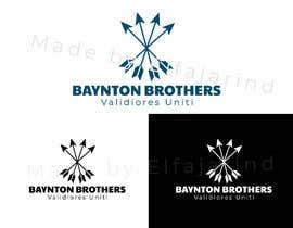 #4 for Design a Logo for BAYNTON BROTHERS by Elangfajarind