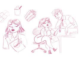 #26 pentru Illustrate my short story de către ImAnyaKim