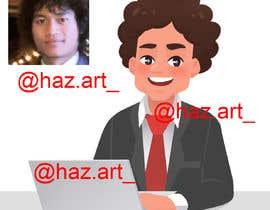 #30 pentru Turn Me Into A Cartoon Character de către HazArt8