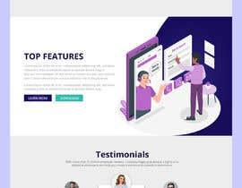 #5 for 3d Motion design for website landing page af hosnearasharif