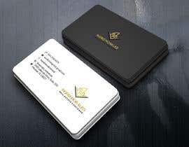 #91 for Ingrid Morales - Business Cards - 27/01/2021 06:04 EST af allaboutacademy