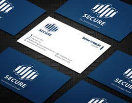 #98 for Cloud Secure Needs business card by SSarman88