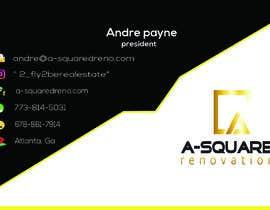 #56 для Business cards от abdulqadeer1035