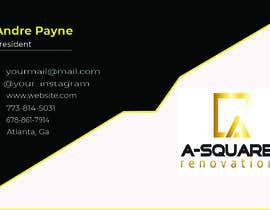 #50 для Business cards от NasimsGraphics