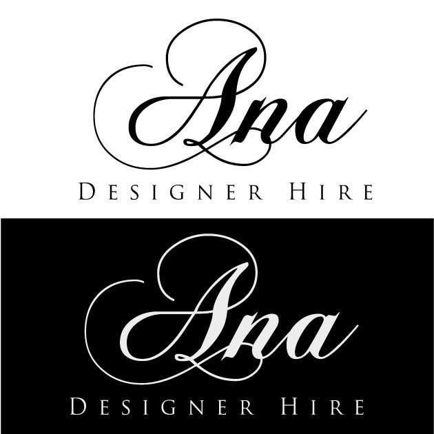 Конкурсная заявка №                                        1246                                      для                                         Ana Designer Hire