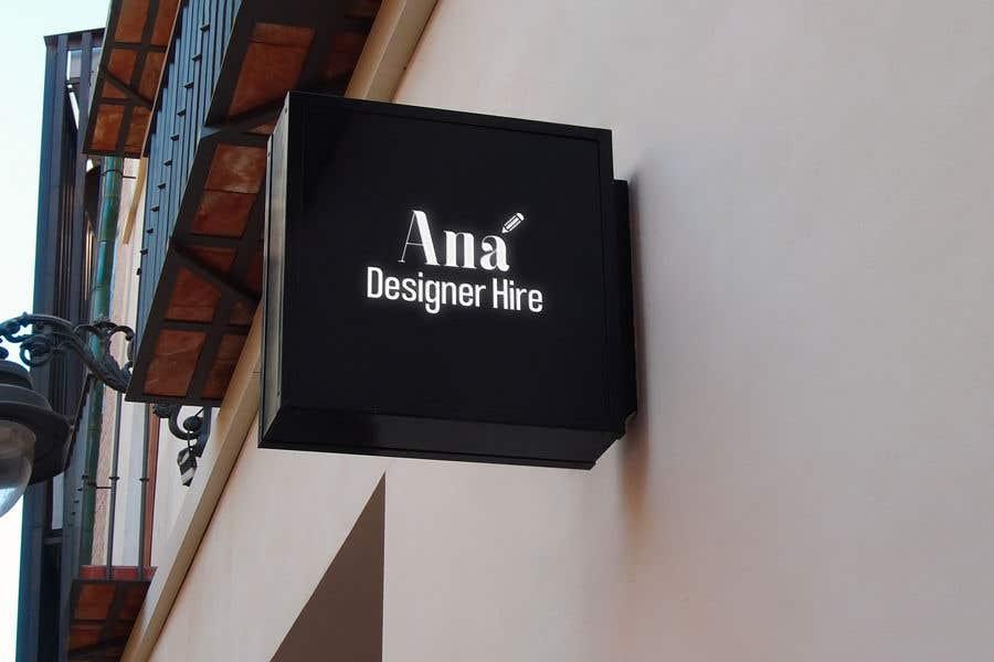 Конкурсная заявка №                                        927                                      для                                         Ana Designer Hire