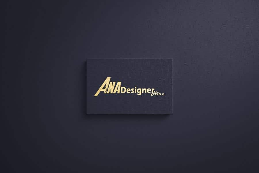 Конкурсная заявка №                                        1197                                      для                                         Ana Designer Hire