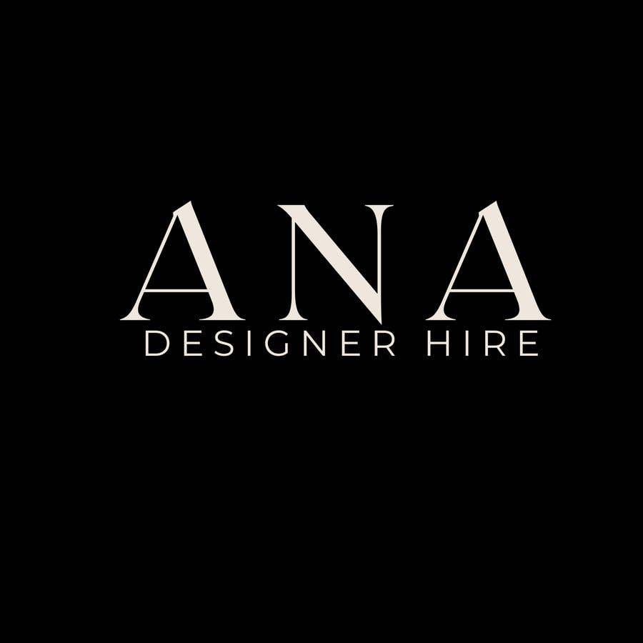 Конкурсная заявка №                                        804                                      для                                         Ana Designer Hire
