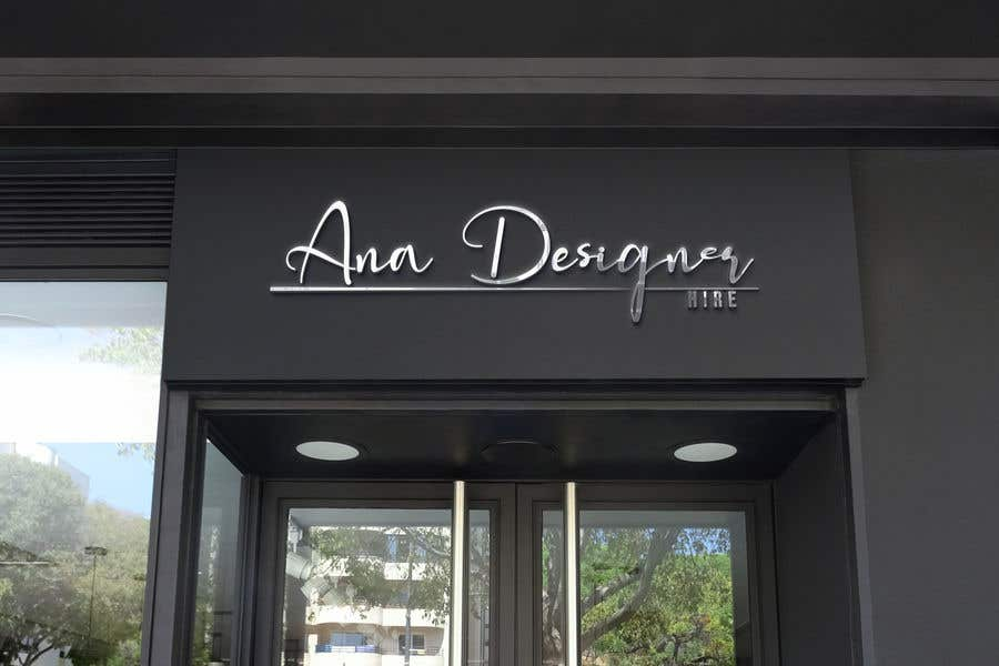 Конкурсная заявка №                                        1242                                      для                                         Ana Designer Hire