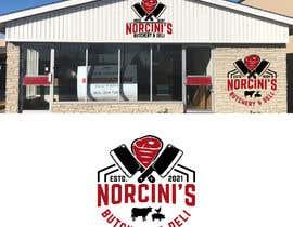 #226 для Logo and Branding for Butcher Shop от Sepeda1122