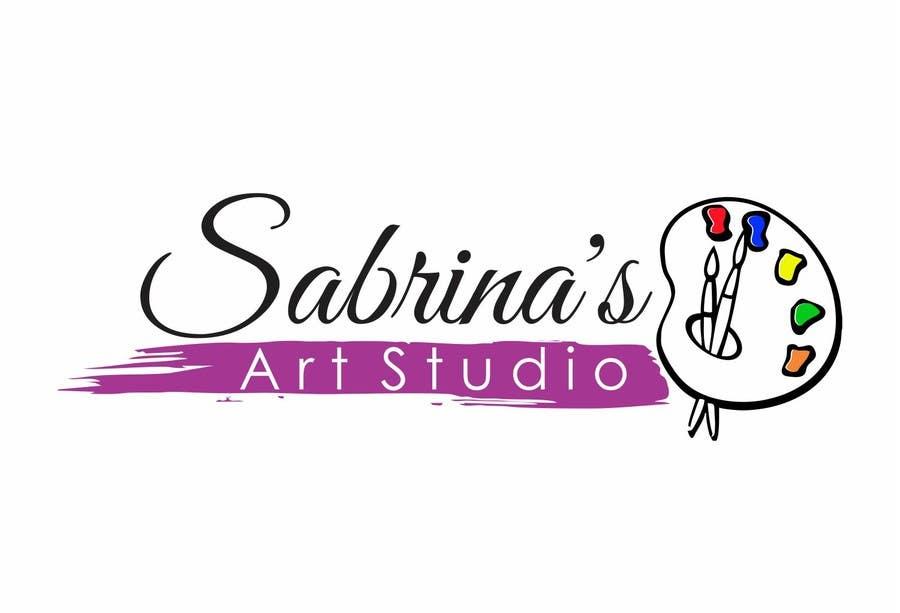"""Contest Entry #176 for Design a Logo for """"Sabrina's Art Studio"""""""