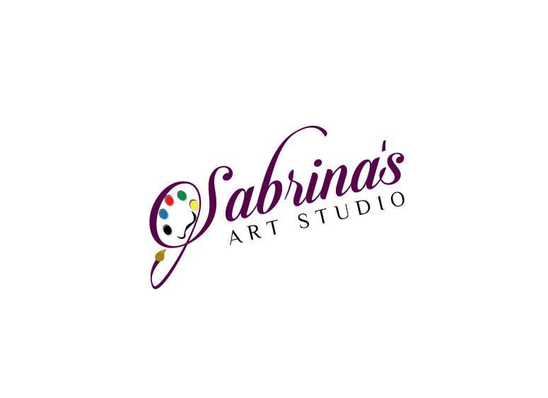"""Contest Entry #143 for Design a Logo for """"Sabrina's Art Studio"""""""