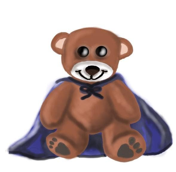Konkurrenceindlæg #                                        9                                      for                                         I need some Graphic Design for our app Bear characters