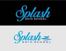 nº 103 pour Design a Logo for a Swim School par maminegraphiste