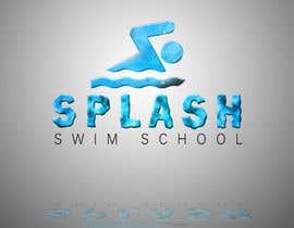 #107 for Design a Logo for a Swim School by tiagogoncalves96