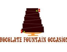 "nº 37 pour Design a Logo for ""Chocolate Fountain Occasions"" par MyDesignwork"