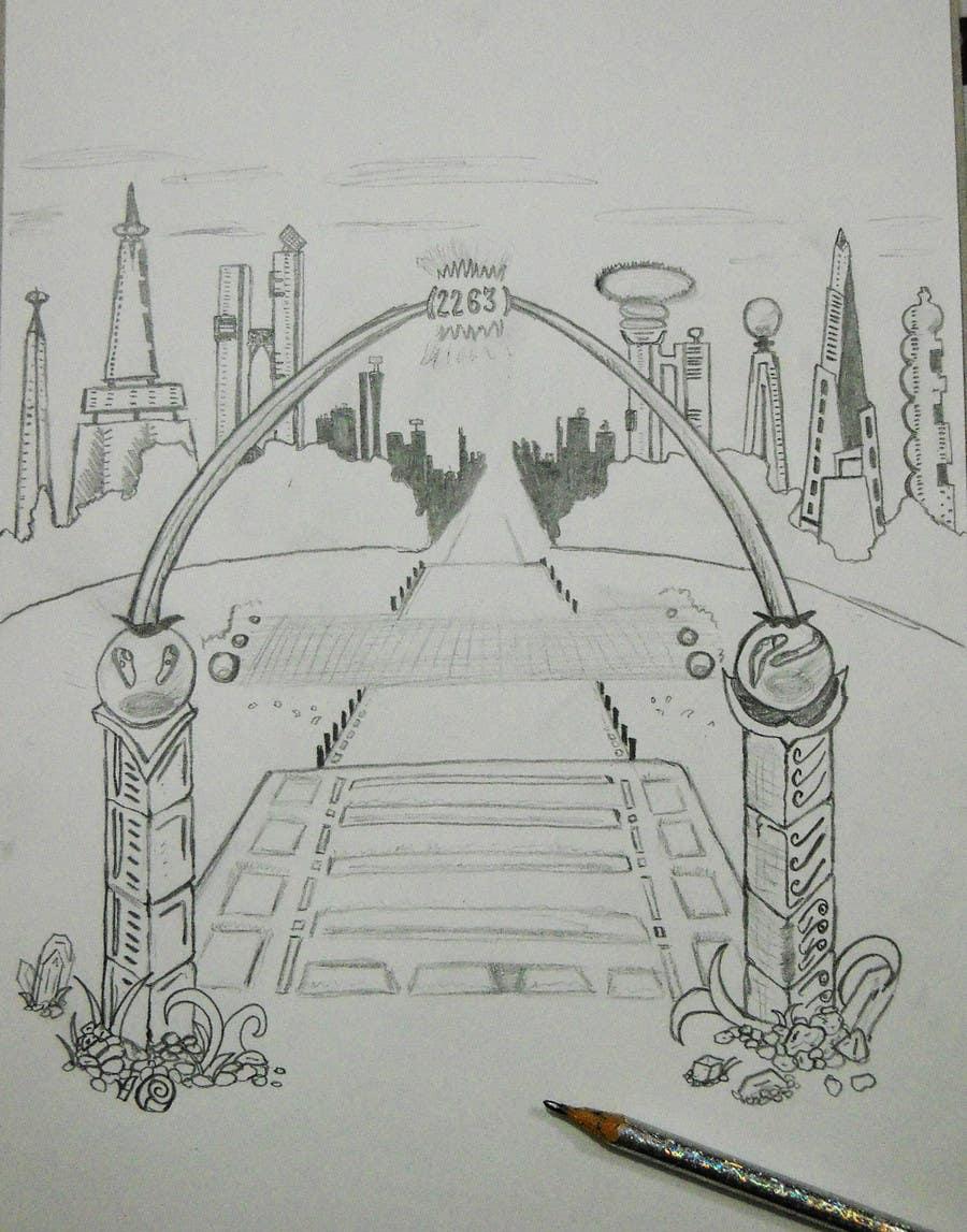 Kilpailutyö #8 kilpailussa Illustration Design for eBook cover
