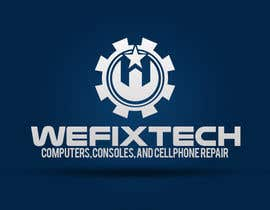 #165 para Design a Logo for We Fix Tech Start Up Business por sinzcreation
