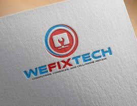 #134 para Design a Logo for We Fix Tech Start Up Business por ibed05