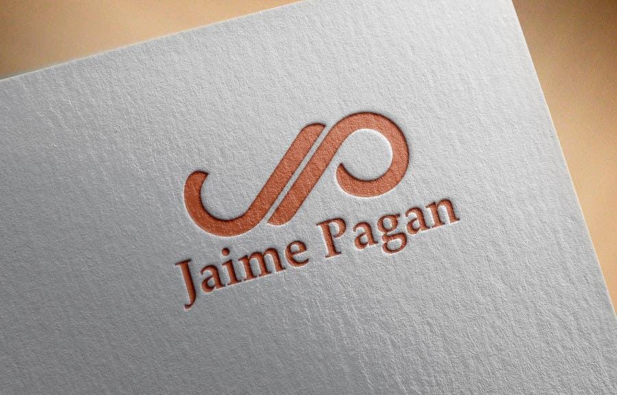 Konkurrenceindlæg #                                        68                                      for                                         Design a Logo for Jaime Pagan