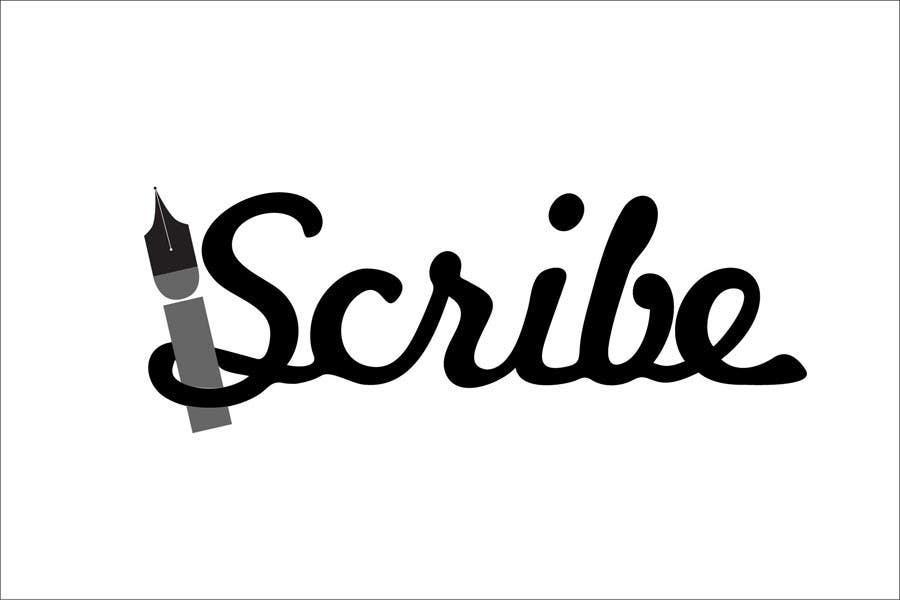 Kilpailutyö #19 kilpailussa Logo Design for iScribe