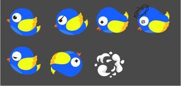 Konkurrenceindlæg #                                        6                                      for                                         Flat Bird SpriteSheet for my game